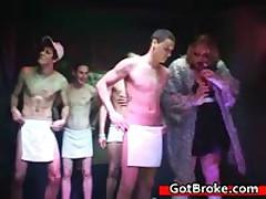 Amazing Broke Guys Threesome And Hardcore Free Gay Porn 2 By GotBroke