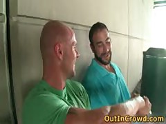 Hot Straight Hunks Get Outed In Public Places Free Gay Clips 3 By OutInCrowd