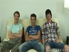 Ashton In Amazing Gay Threesome Gay Porn 1 By GotBroke