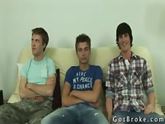 Ashton In Amazing Gay Threesome Gay Porn 1 By GotBroke
