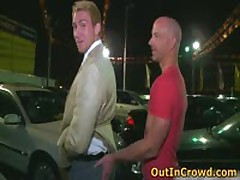 Hot Straight Hunks Get Outed In Public Places Gay Videos 1 By OutInCrowd