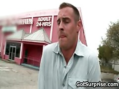 Heterosexual Dude Doesnt Know He Getting Gay Boner Oral Sex Four By GotSurprise