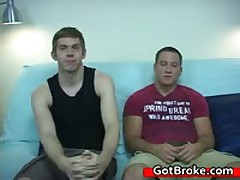 Caleb & Scott Fucking And Sucking Gay Sex 2 By GotBroke