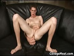 Ryan Dielh Busting His Amazing College Dick Hard And Shoots His Load All Over 4 By CollegeMeat