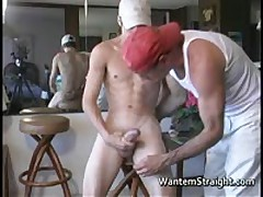 Sexy Heterosexual Men In Gay Sex Action Videos 2 By WantEmStraight