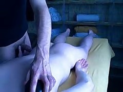 Erotische Steinmassage Deluxe - Part One - Masseur Benny