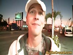 Hot Straight Hunks Get Outed In Public Places Free Gay Clips 12 By OutInCrowd