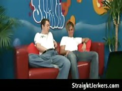 Hetero Straight Wankers Honza And Jirka 1 By StraightJerkers