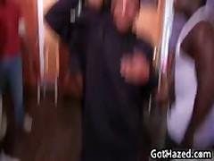 Fresh Hetero School Dudes Get Homosexual Hazing 56 By GotHazed