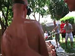 Public Place Group Homo Hazed Three By GotHazed