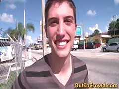 Hot Straight Hunks Get Outed In Public Places Free Gay Clips 1 By OutInCrowd