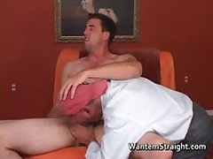 Horny Heterosexual Men In Free Gay Porn Action Videos 5 By WantEmStraight