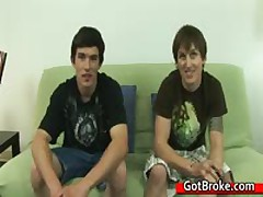 Straight Twink Dude Does Gay Sex For Cash Gay Clips 8 By GotBroke