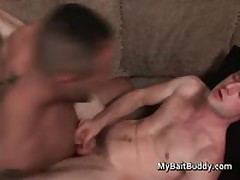 Inexperienced Straight Guys Get Their Very First Gay Cock 4 By MyBaitBuddy