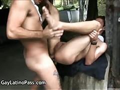 Anthony And Mauricio Latino Homo Screw And Oral Sex Sausage 1 By GayLatinoPass