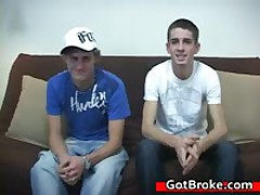 Alec & Shane Fucking And Sucking Free Gay Porn 1 By GotBroke