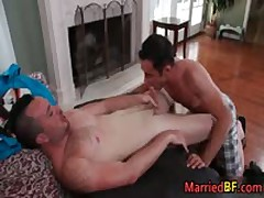 Hot Married Straight Stud Getting Assfucked 2 MarriedBF