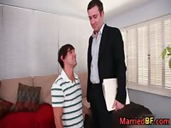 Married Straight Man Rides Gay Cock Like A Pro 1 MarriedBF