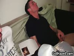 Fresh Straight College Guys Get Gay Hazing 54 By GotHazed