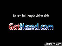 Fresh Straight College Guys Get Gay Hazed 104 By GotHazed