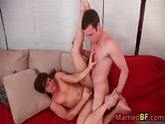 Married Straight Man Rides Gay Cock Like A Pro 5 MarriedBF