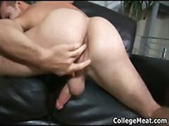 Devin Adams Wacking Off His Amazing College Dick 3 By CollegeMeat