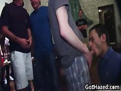 Fresh Straight College Guys Get Gay Hazing 32 By GotHazed