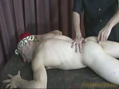 Santa Dixon Meets Vibrator
