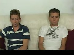 Aiden & Sean Having Gay Sex On The Sofa 2 By GotBroke