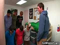 Fresh Straight College Guys Get Gay Hazing 8 By GotHazed