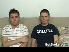 Straight Aiden & Tyler Having Gay Sex For Money 2 By GotBroke