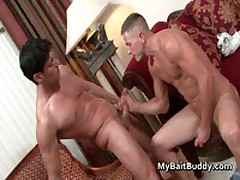 Hot Gay Guy Fucking And Sucking His Horny Baitbuddy 9 By MyBaitBuddy