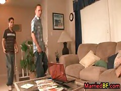 Married Straight Dude Gets His Very First Gay Cock 20 By MarriedBF