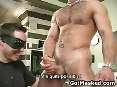 Sexy Homosexual God Stripping And Jerking 26 By GotMasked
