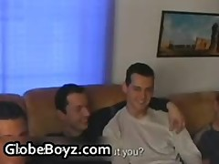 Super Sexy Adolescent Homosexual Dudes Making Out, Sucking Off, Jerking 53 By GlobeBoyz