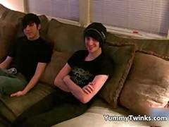 William Takes Aron'S Webcam-Cherry 1 By YummyTwinks