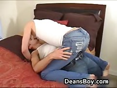 Dean And Kanyon Michaels Homosexual Teenage Screw And Oral Sex 3 By DeansBoy