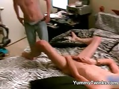 Tyler And William Mess Around With Their Penetrator 5 By YummyTwinks