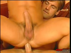 Paired Up Muscle Men Fucking D