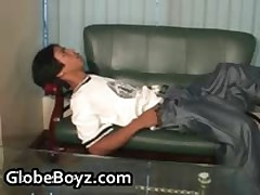 Pretty Adolescent Dudes Making Out, Sucking Off, Wanking 31 By GlobeBoyz