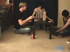Amazing Steamy Queer Teenagers Having A Game Party 53 By BoysFeast