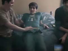 Hetero Juvenile Bro In Steamy Homo Orgy 5 By BoysFeast