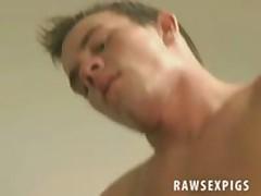Hot Blond Fucked Bareback