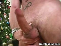 Super Pretty Queer Beast Jerking His Gay Tube 5 By GotMasked