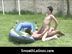 Gay Clip Mexican Twinks Go Gay Bareback 16 By SmoothLatinos