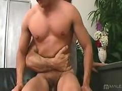 Riding His Dick