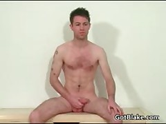 Rob K Enjoys Jerking Off His Fine Cock 1 By Gotblake