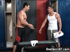 Alexander Gets His Steamy Gay Meatstick Sucked Hard 2 By SBF