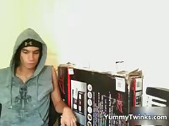 Tristan Strips It All Off 1 By YummyTwinks