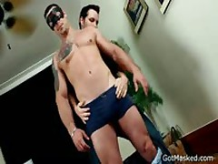 Amazing Stud Gets His Nice Dick Sucked 2 By GotMasked